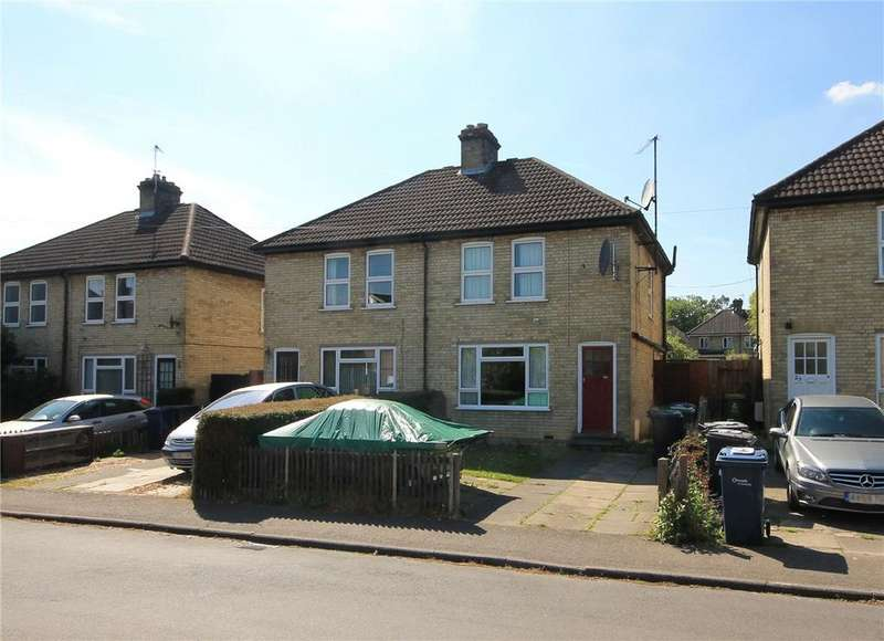 3 Bedrooms Semi Detached House for sale in Frenchs Road, Cambridge, CB4