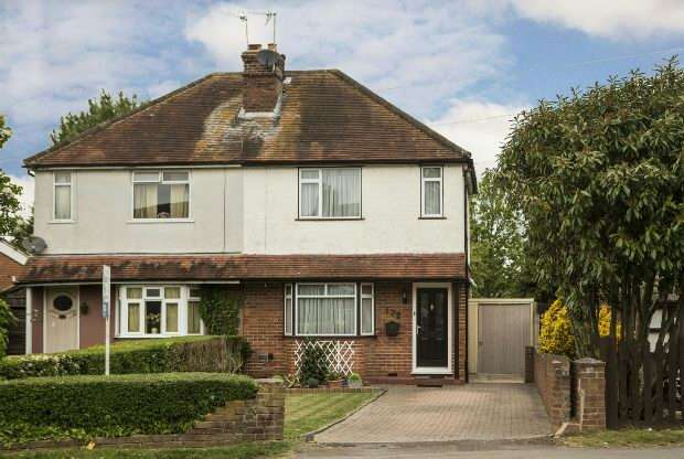 3 Bedrooms Semi Detached House for sale in Whitley Wood Road Reading