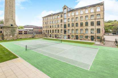 2 Bedrooms Flat for sale in Old Mill, Salts Mill Road, Shipley, West Yorkshire