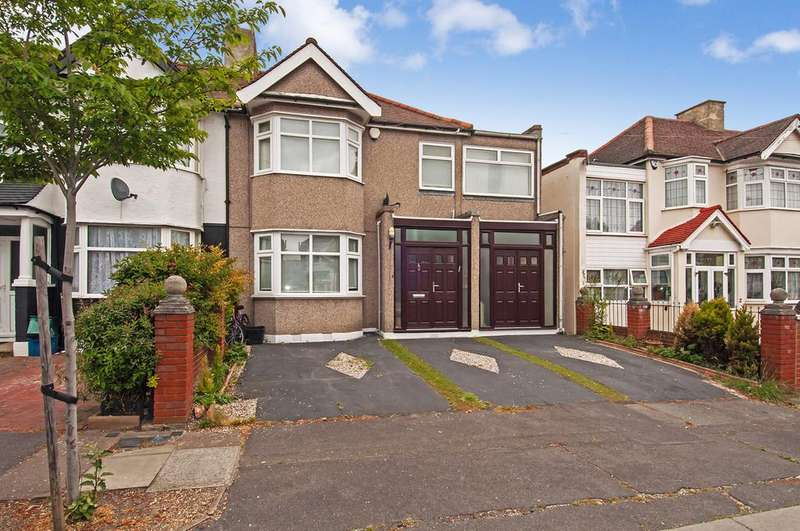 4 Bedrooms End Of Terrace House for sale in Rosedene Gardens, Gants Hill