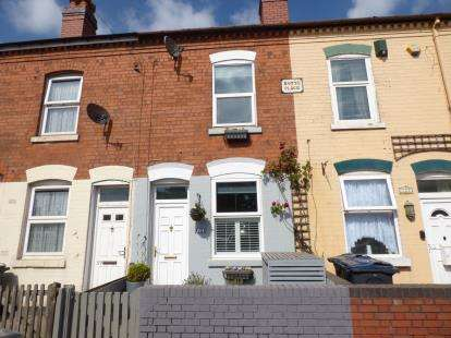 2 Bedrooms Terraced House for sale in Speedwell Road, Yardley, Birmingham, West Midlands