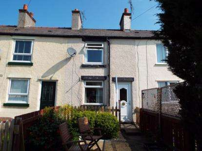 2 Bedrooms Terraced House for sale in Victoria Road, Buckley, Flintshire, CH7