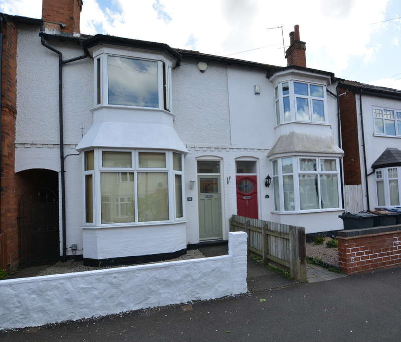 3 Bedrooms Terraced House for sale in Grosvenor Road, Harborne
