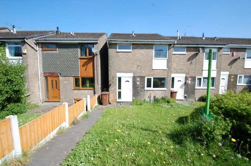 3 Bedrooms Mews House for sale in Hillside Walk, Intack, Blackburn