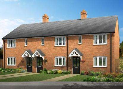 3 Bedrooms Terraced House for sale in Humberston Meadows, Humberston Avenue, Humberston, Lincolnshire