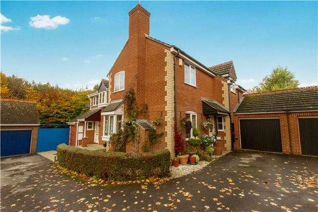 3 Bedrooms Link Detached House for sale in Yeftly Drive, Littlemore, Oxford, OX4 4XS