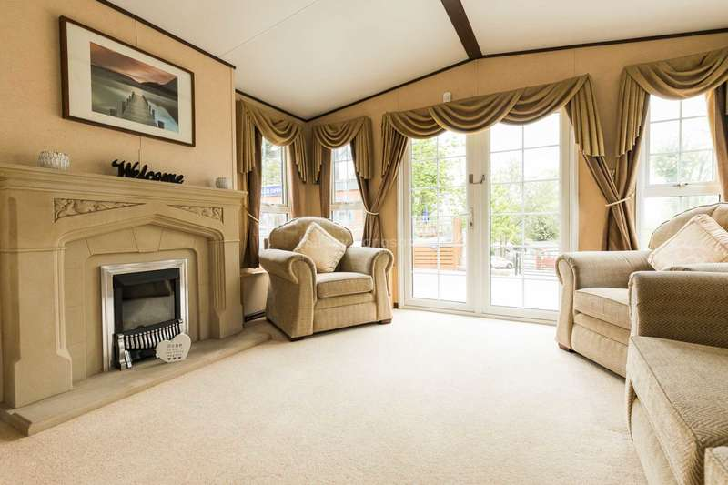 2 Bedrooms Caravan Mobile Home for sale in St Leonards On Sea, East Sussex