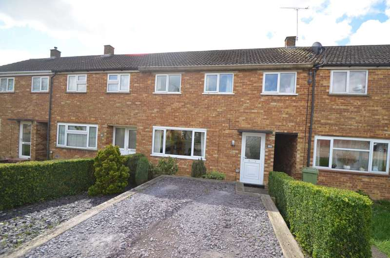 3 Bedrooms Terraced House for sale in West Bletchley