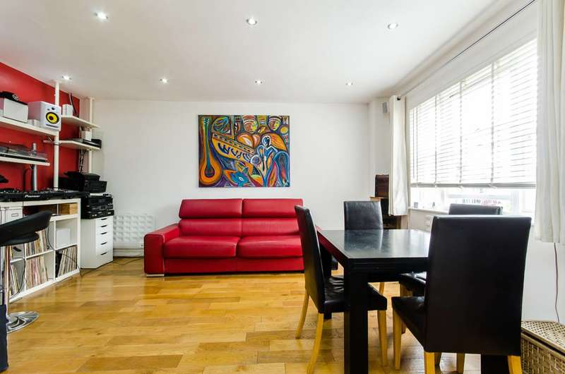 1 Bedroom Flat for sale in Cavell Street, Whitechapel, E1