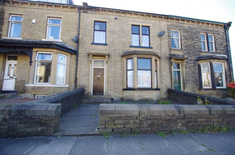 3 Bedrooms Terraced House for sale in LEYLANDS LANE, HEATON, BRADFORD BD9