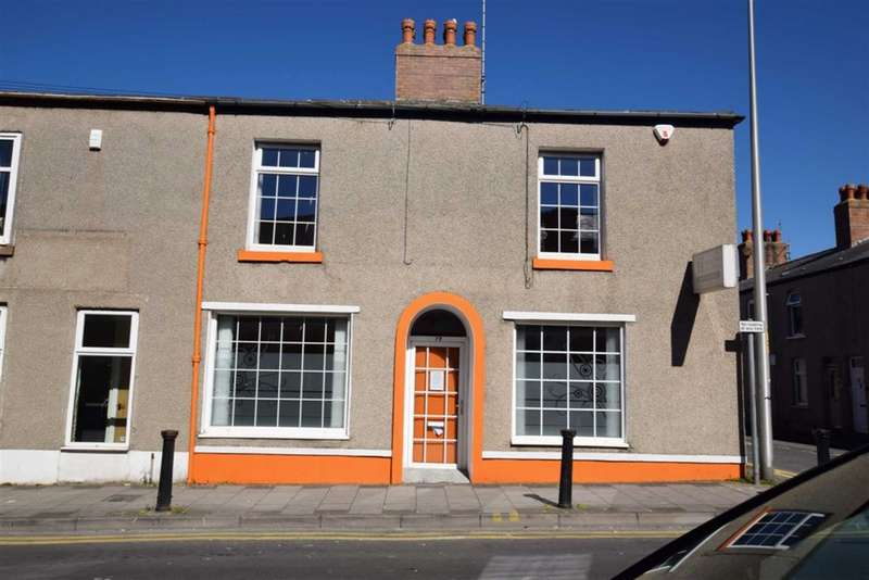 Property for sale in Buccleuch Street, Barrow In Furness, Cumbria