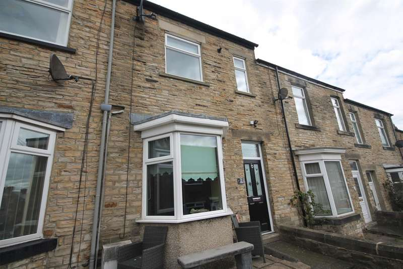 3 Bedrooms Terraced House for sale in West View, Evenwood, Bishop Auckland