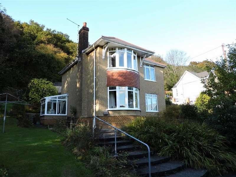 3 Bedrooms Detached House for sale in Davies Road, Pontardawe