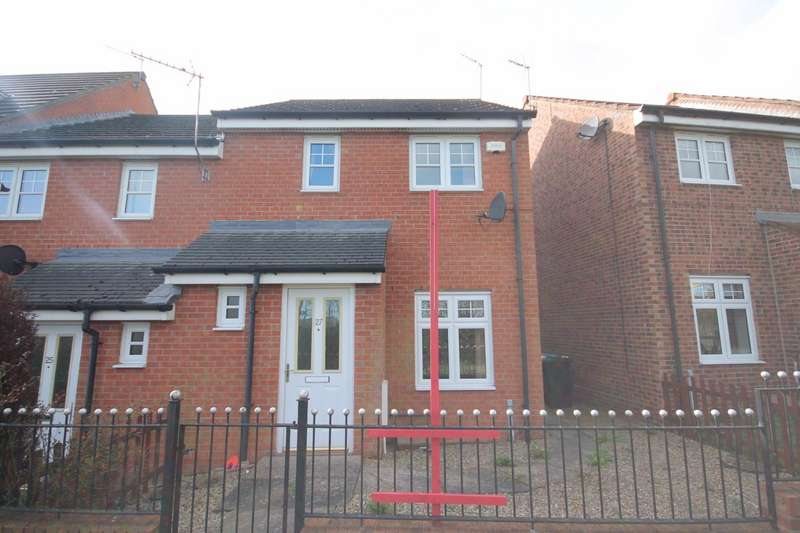 2 Bedrooms End Of Terrace House for sale in Leazes Lane, St. Helen Auckland, Bishop Auckland