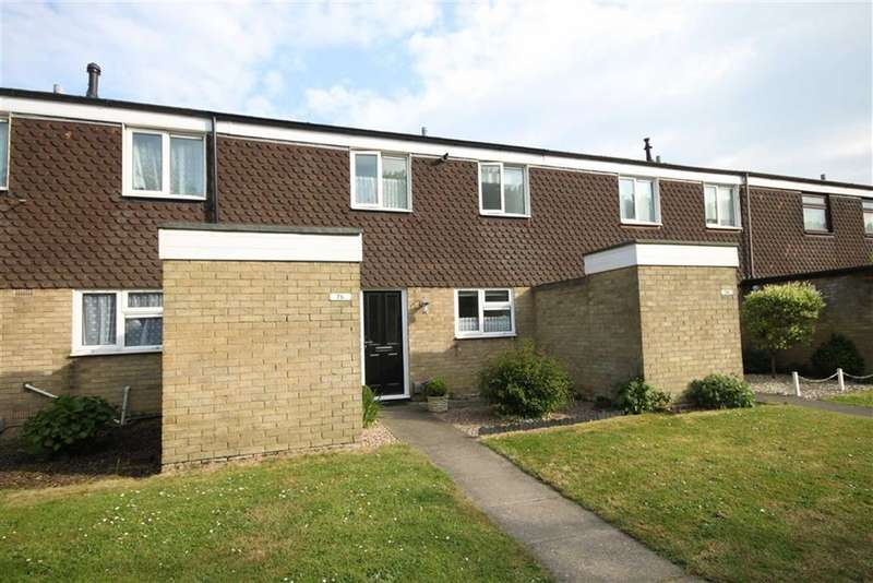 2 Bedrooms Property for sale in Crowland Way, Cambridge