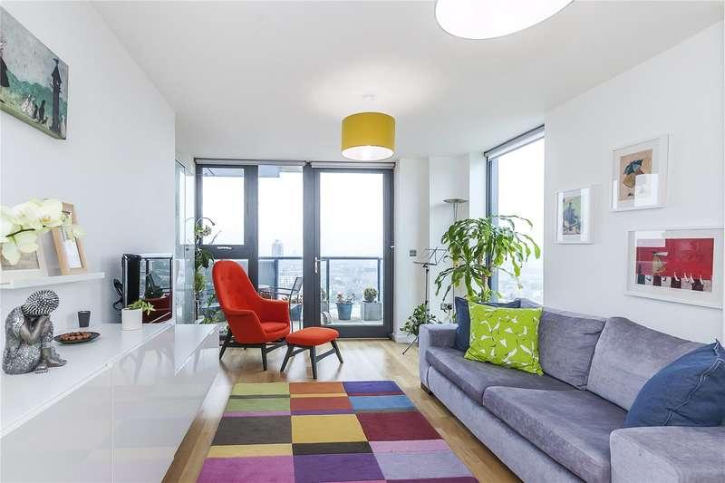 1 Bedroom Flat for sale in Jubilee Heights, Parkside Avenue, London, SE10