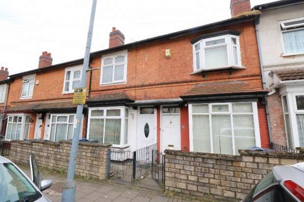 3 Bedrooms Terraced House for sale in Victoria Road, Handsworth, B21