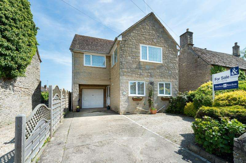 4 Bedrooms Detached House for sale in Arrowhead, Station Road, Brize Norton, Carterton
