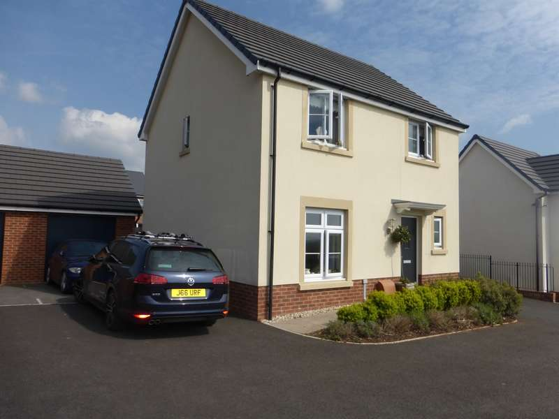 3 Bedrooms Detached House for sale in Bryn Celyn, Llanharry, Pontyclun