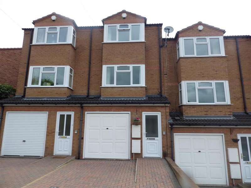 3 Bedrooms Town House for sale in Waterfall Lane, Cradley Heath