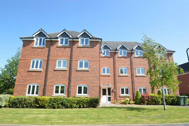 2 Bedrooms Apartment Flat for sale in 7 Drake Close, Shrewsbury SY2 5HW