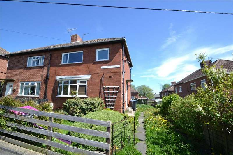 2 Bedrooms Semi Detached House for sale in Richmond Terrace, Haswell, Co.Durham, DH6