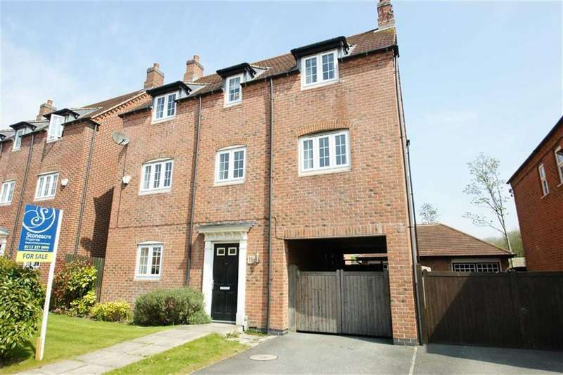 4 Bedrooms Detached House for sale in Brandon Close, LS17