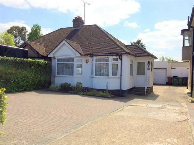 2 Bedrooms Semi Detached Bungalow for sale in Kingston Road, Ewell