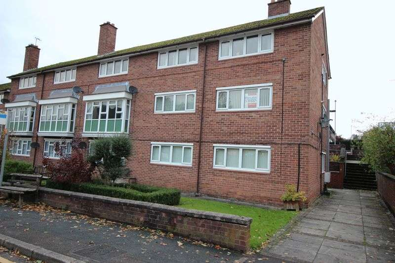1 Bedroom Flat for sale in Mill Street, Leek, Staffordshire ST13