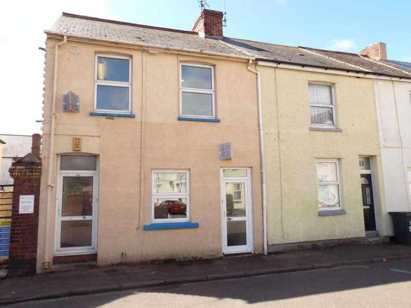 3 Bedrooms Terraced House for sale in New North Road, Exmouth