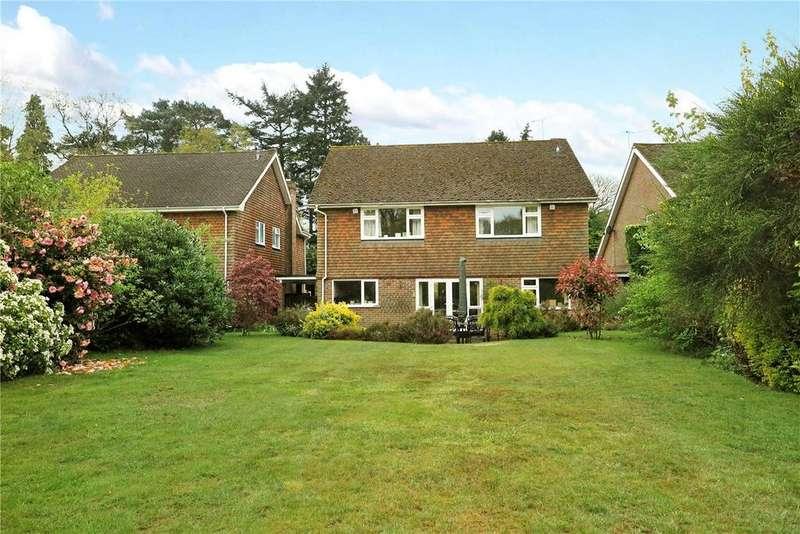 4 Bedrooms Detached House for sale in Headley Road, Grayshott, Hindhead, Surrey, GU26