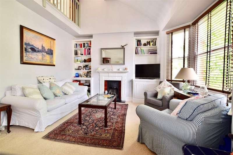 2 Bedrooms Flat for sale in Inglethorpe Street, London, SW6