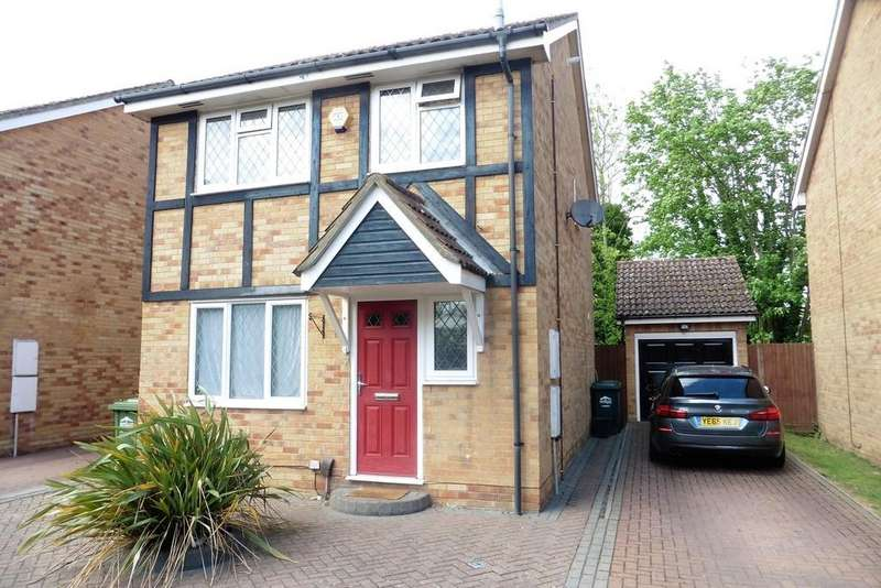 3 Bedrooms Detached House for sale in Millers Close, Staines-upon-Thames, TW18