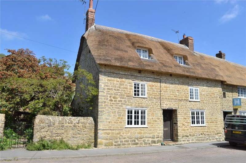 4 Bedrooms End Of Terrace House for sale in Loders, Bridport, Dorset