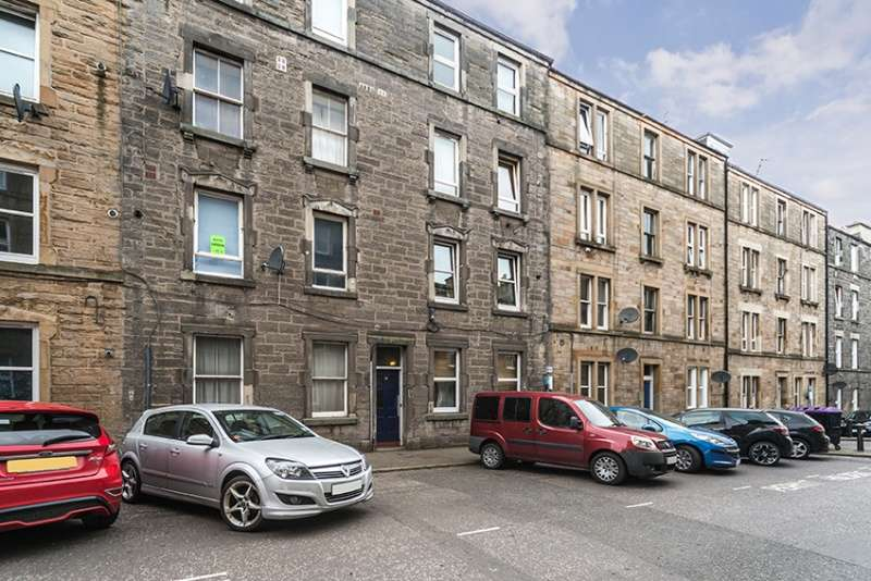 1 Bedroom Flat for sale in Murdoch Terrace, Edinburgh, EH11 1BB
