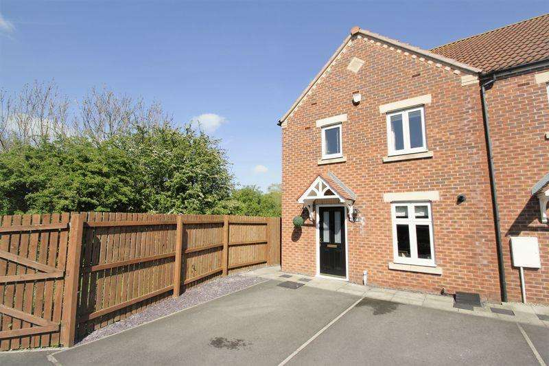 3 Bedrooms Terraced House for sale in Meadowsweet Lane, Stockton, TS19 8EL