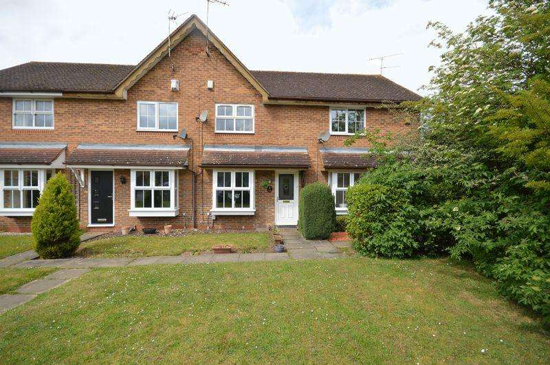 2 Bedrooms Terraced House for sale in Sacombe Green, Luton