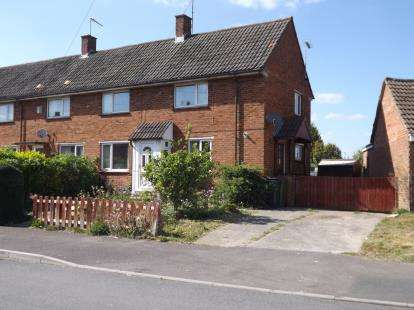 3 Bedrooms End Of Terrace House for sale in Severn Road, Dursley, Gloucestershire