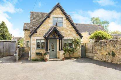 4 Bedrooms Detached House for sale in Back Lane, Winchcombe, Cheltenham, Gloucestershire