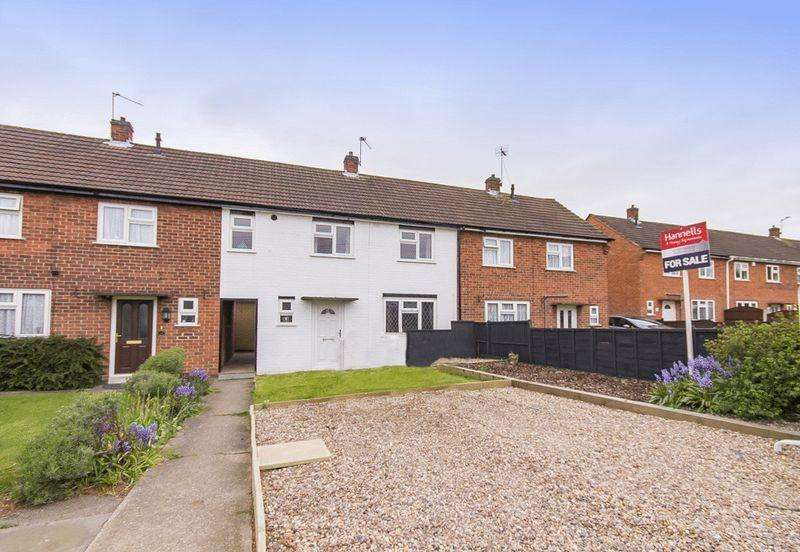 2 Bedrooms Terraced House for sale in HAWTHORN CRESCENT, FINDERN