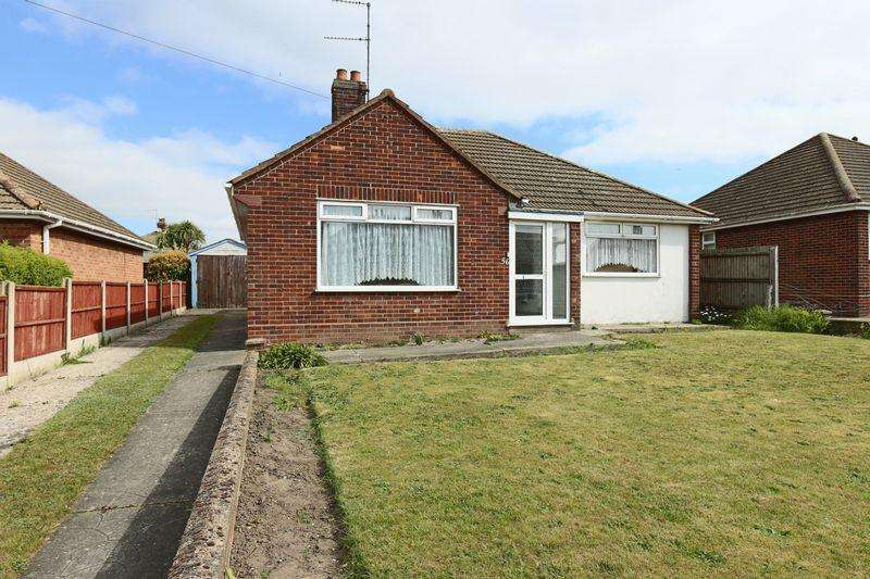 2 Bedrooms Detached Bungalow for sale in Oulton Road, Lowestoft
