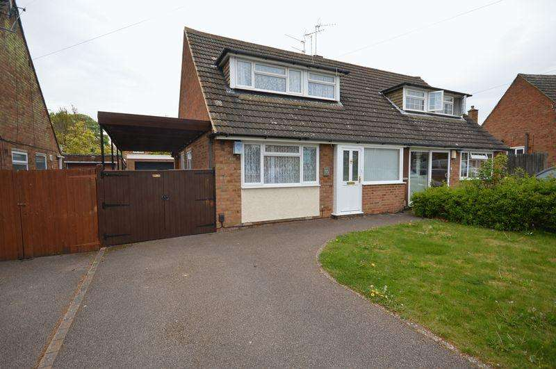 3 Bedrooms Semi Detached Bungalow for sale in Park View Close, Luton