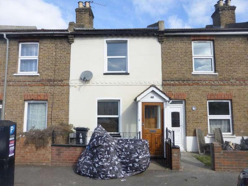 2 Bedrooms Terraced House for sale in Addington Road, Croydon, CR0 3LU