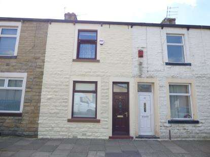 2 Bedrooms Terraced House for sale in St. Cuthbert Street, Burnley, Lancashire