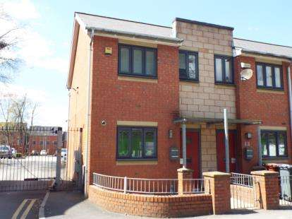 2 Bedrooms Terraced House for sale in Leaf Street, Hulme, Manchester, Greater Manchester