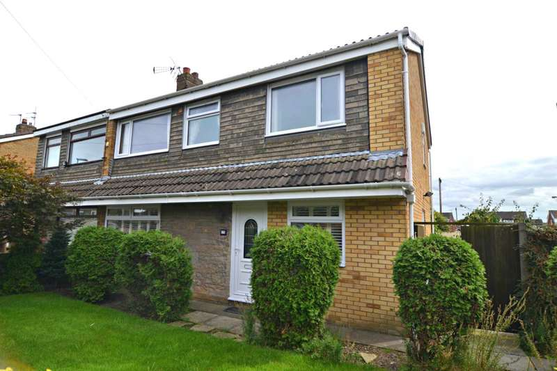 4 Bedrooms Semi Detached House for sale in Holly Road, Haydock