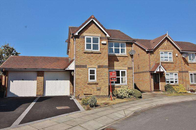 3 Bedrooms Detached House for sale in Kings Meadow, Ainsdale