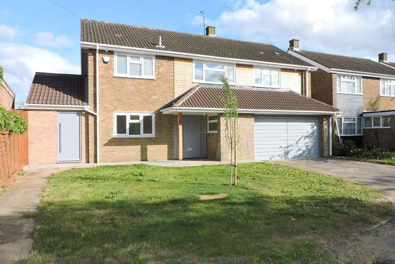 4 Bedrooms Detached House for sale in Harlington Road, Sundon, Bedfordshire, LU3 3PE