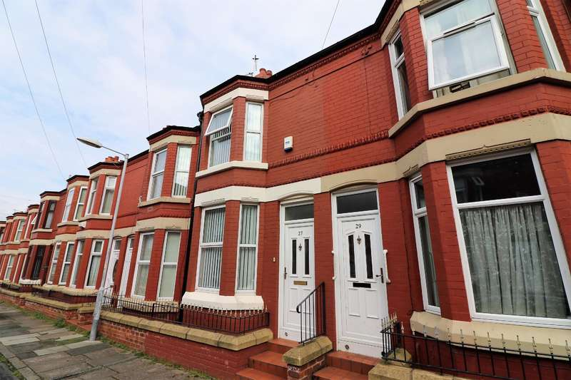 2 Bedrooms Terraced House for sale in Thornton Street, Birkenhead, CH41 0BE