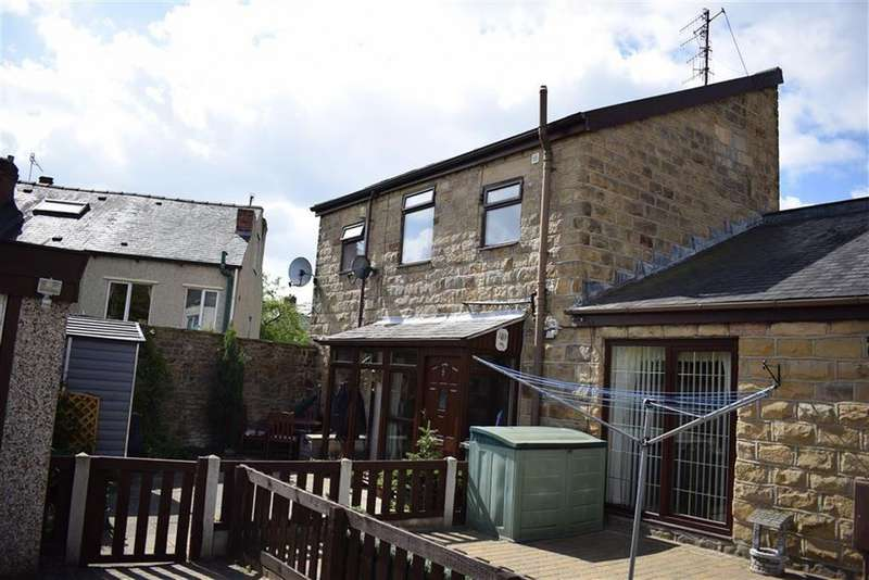 2 Bedrooms Terraced House for sale in Findon Street, Sheffield, Sheffield, S6